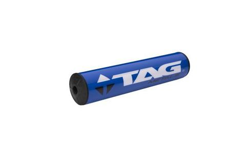 TAG T1 BULLET CROSSBAR PAD CLOSED CELL HIGH IMPACT FOAM- ALL HANDLEBARS W/ FADE FREE VINYL COVERS