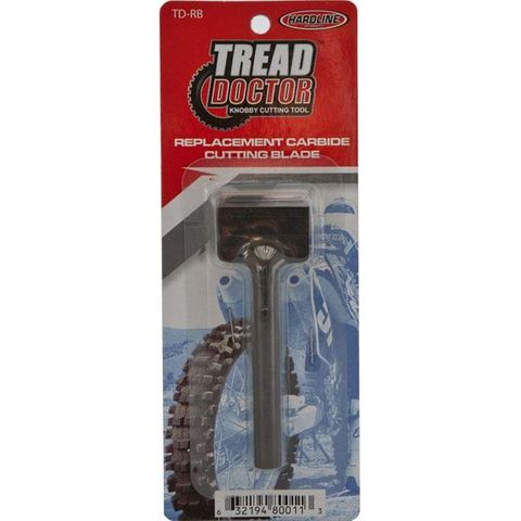 *TREAD DOCTOR REPLACEMENT CUTTING BLADE