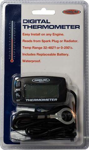 HARDLINE DIGITAL CYLINDER HEAD TEMPERATURE GAUGE OR RADIATOR TEMPERATURE GAUGE