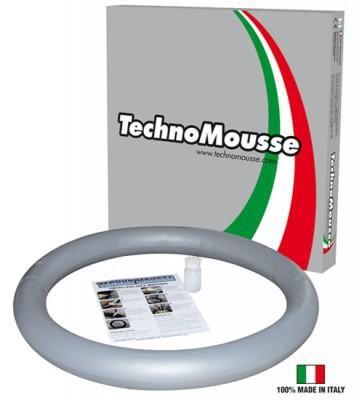 TECHNO MOUSSE SOLID TUBE ENDURO REAR 130/90-18 140/80-18 REPLICATES INFLATION PRESSURE 10-11.5 PSI
