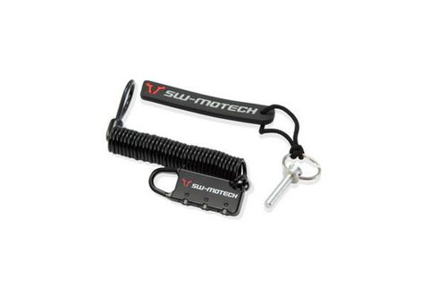 ANTI-THEFT PROTECTION SW MOTECH FOR PRO OR EVO TANK BAG