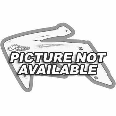 *RADIATOR SHROUDS UFO YZ85 02-14 WHITE
