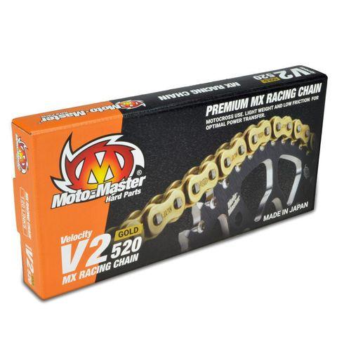 PRESS LINK 520 GOLD V2 MOTO-MASTER MADE IN JAPAN
