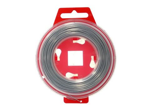 SAFETYWIRE 30M STAINLESS STEEL ON A CONVENIENT PLASTIC CASING-STORAGE COMPARTMENT/FANNY PACK