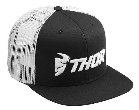 HAT THOR TRUCKER BLACK/WHITE