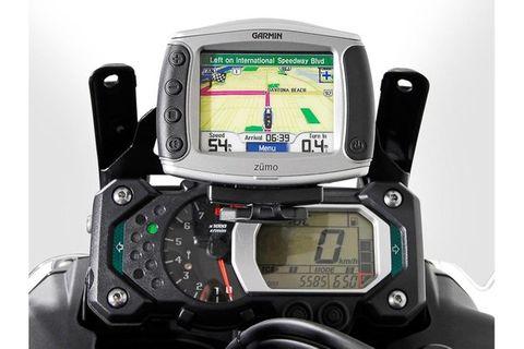 GPS HOLDER  XT1200Z TENERE
