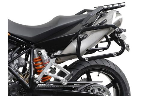 SIDE CARRIERS SW MOTECH KTM 950 990 SUPERMOTO