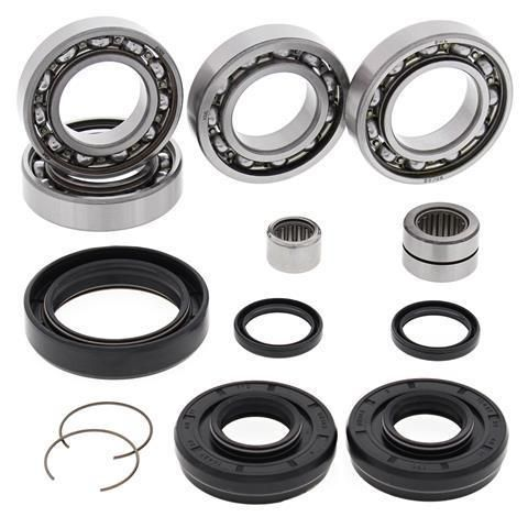 *DIFFERENTIAL BEARING & SEAL ALL BALLS FRONT TRX420FA IRS / 420FA TRX420FE 420FM 420FPA - SOLID AXLE