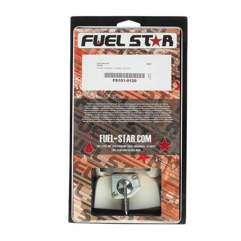 FUELTAP FUELSTAR VALVE HOSE GASKET SCREWS & ALL NEEDED TO REPLACE OEM PETCOC HONDA CR125, CR 250 R