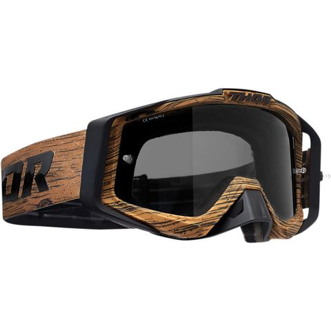THOR MX GOGGLES S22 SNIPER PRO WOODY #