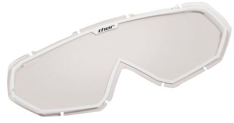 GOGGLE LENS THOR ENEMY HERO CLEAR WHITE