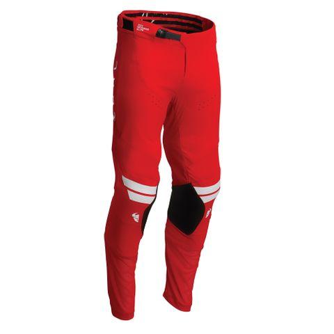THOR MX PANT S22 PRIME HERO RED/WHITE