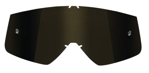 GOGGLE LENS THOR MX COMBAT YOUTH ANTI-FOG SCRATCH RESISTANT SMOKE