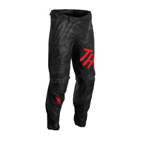 THOR MX PANT S22 PULSE COUNTING SHEEP BLACK/R