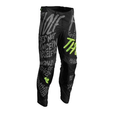 THOR MX PANT S22 PULSE YOUTH COUNTING SHEEP C