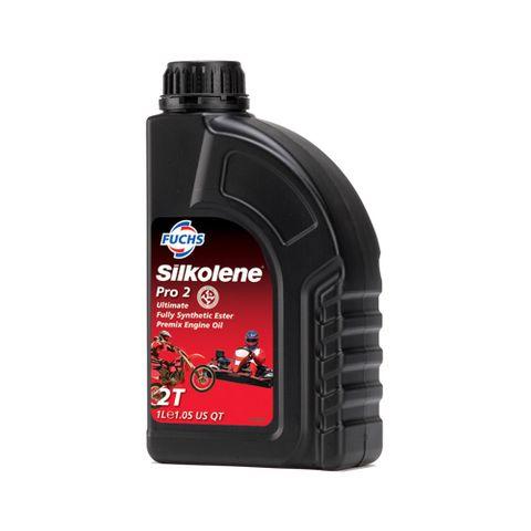 SILKOLENE PRO 2 ULTIMATE FULLY SYNTHETIC ESTER PREMIX ENGINE OIL