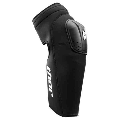 KNEEGUARD THOR MX STATIC FITS COMFORTABLY UNDER RIDING GEAR