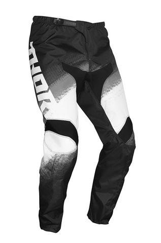 THOR MX SECTOR VAPOR BLACK WHITE PANT