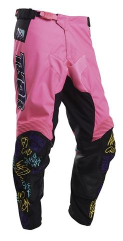 PANT THOR PULSE S20Y YOUTH FAST BOYZ YOUTH PINK 24 INCH WITH FREE JERSEY