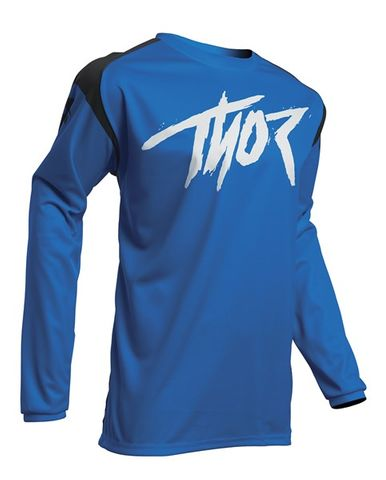 THOR MX SECTOR LINK YOUTH BLUE JERSEY
