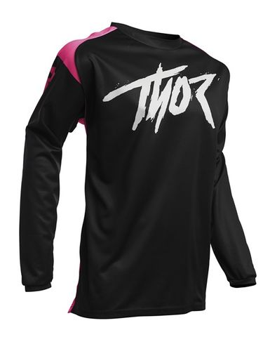 THOR MX SECTOR LINK YOUTH PINK JERSEY