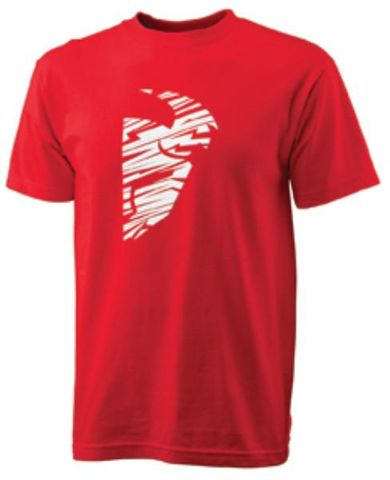 THOR DON SHATTERED RED T SHIRT