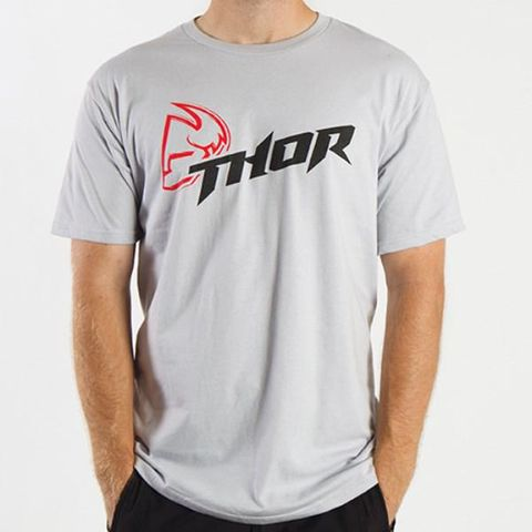 TEE THOR FUSION SILVER LARGE