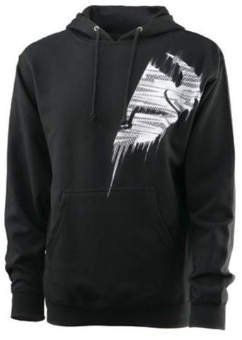 THOR FREQUENCY BLACK PULL HOODY