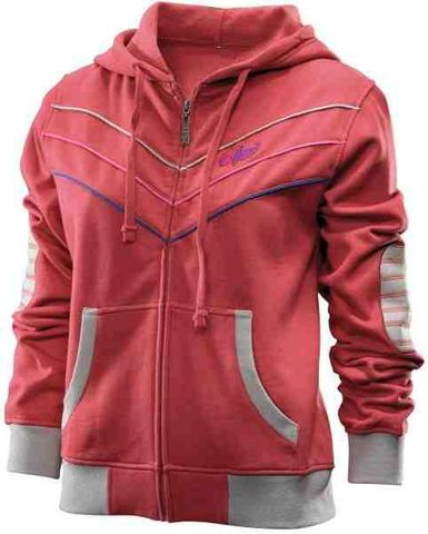 THOR GUENEVERE RED WOMENS HOODY