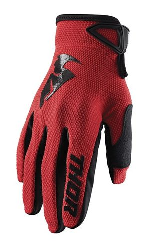 GLOVE THOR SECTOR S20 RED