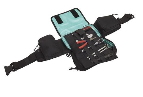 BAG THORMX VAULT TOOLPK L PAD WAISTBELT EVENLY ALLOTS WEIGHT MESH POCKET FOR BOLTS&OTHER SMALL TOOLS