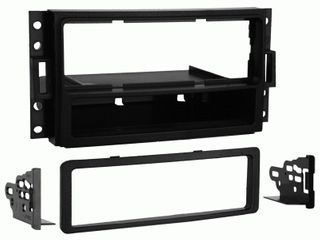 FITTING KIT CHEVROLET, HUMMER 05-13 DIN ONLY