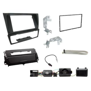 FITTING KIT BMW 3 SERIES 05 - 12 E90 91 92 93 NON AMPED