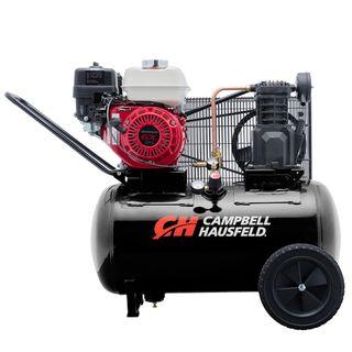 COMPRESSOR CAMPBELL HAUSFELD 5.5HP PETROL HONDA ENGINE