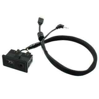 USB RETENTION ADAPTER VW GOLF 7