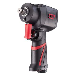 "M7 AIR IMPACT WRENCH 1/2"" DRIVE TWIN HAMMER QUIET 550FT"
