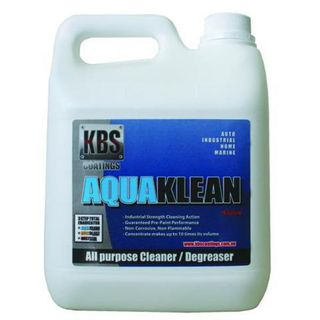 KBS AQUAKLEAN WATER BASED CLEANER & DEGREASER 4 LITRE