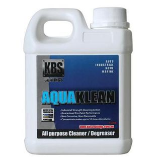 KBS AQUAKLEAN WATER BASED CLEANER & DEGREASER 1 LITRE