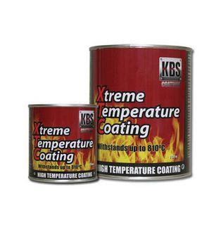 KBS XTC XTREME TEMP COATING SATIN BLACK 250ML