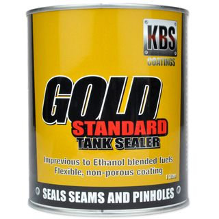 KBS GOLD STANDARD FUEL TANK SEALER FOR UP TO 100L TANK 1L