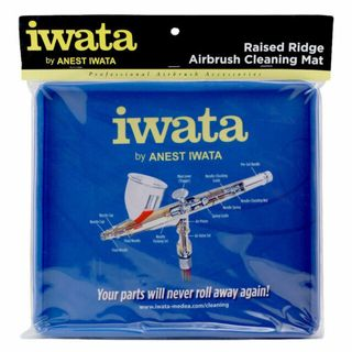 IWATA AIR BRUSH CLEANING MAT