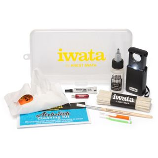 IWATA AIR BRUSH CLEANING KIT