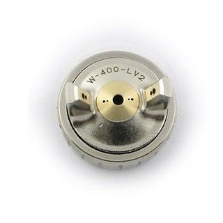 IWATA AIRCAP LV2 FOR W400 1.2MM / 1.3MM / 1.4MM / 1.6MM