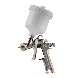 IWATA GRAVITY SPRAYGUN W300 COMPACT 1.3MM + 400ML POT