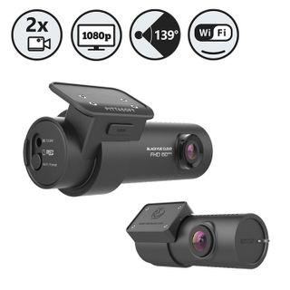 BLACKVUE 2 CHANNEL DASH CAMERA FULL HD 60FPS WIFI GPS