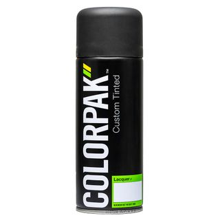 COLORPAK CUSTOM SERIES LACQUER FILLABLE AEROSOL CAN