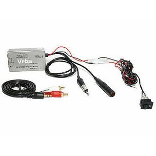 AAMP FM MODULATOR HARDLINED WITH RCA OR 3.5MM INPUT