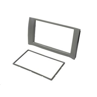 FITTING KIT CHERY 2007 ON DOUBLE DIN (SILVER)