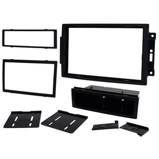 FITTING KIT CHRYSLER / DODGE / JEEP 2005 - 2008 DIN/DOUBLE DIN (WITH NAV)