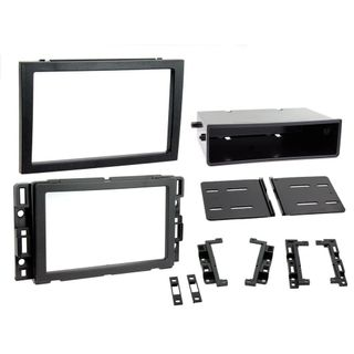 FITTING KIT CHEVROLET / HUMMER 2006 - 2014 DIN / DOUBLE DIN (WITH POCKET)